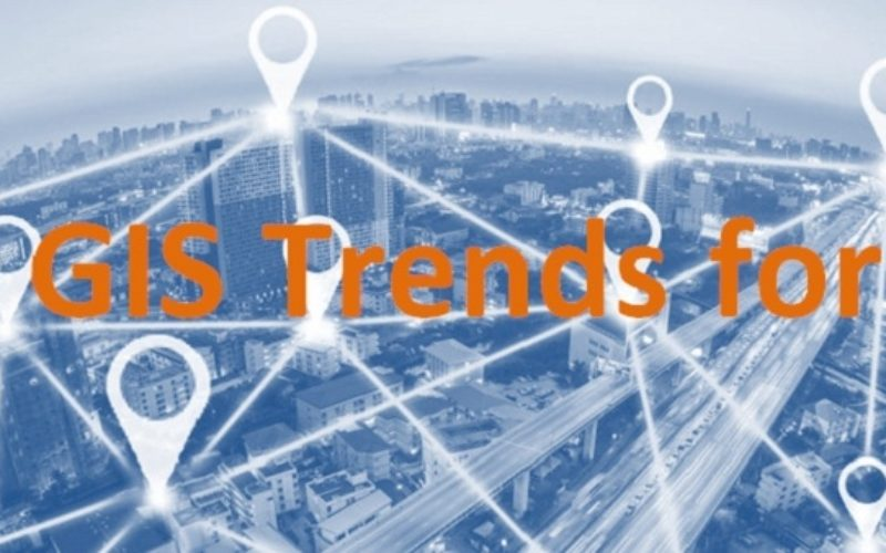 Top 5 GIS Trends for 2018