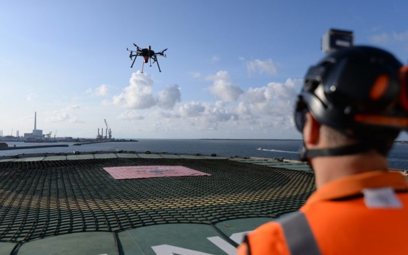 Centrik Helps Texo DSI Evidence UAV Excellence and Boost Operational Efficiency