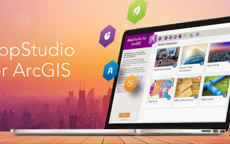 AppStudio version 2.1 for ArcGIS is Now Available
