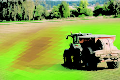 DLR at Agritechnica in Hanover – Assistance from Space: Satellite Data for Digital Agriculture