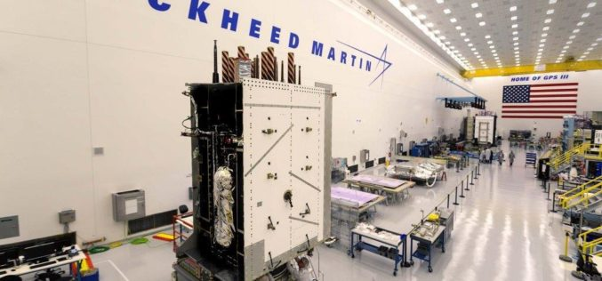 Harris Corporation Delivers Fourth GPS III Satellite Navigation Payload; Establishes Full Production Cadence