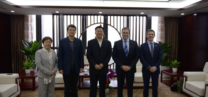 UrtheCast and Beijing Space View Technology Sign Strategic Cooperation Agreement for the Global Distribution of Their Respective Portfolios
