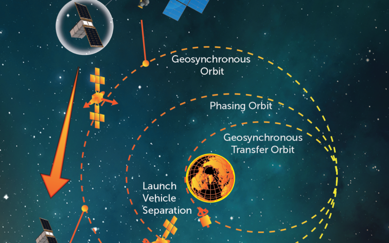 SSL to Provide Access to Space for Small Satellite Constellation