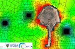 Satellite Derived Bathymetry from TCarta Plays Key Role  in Aquaculture Siting Project