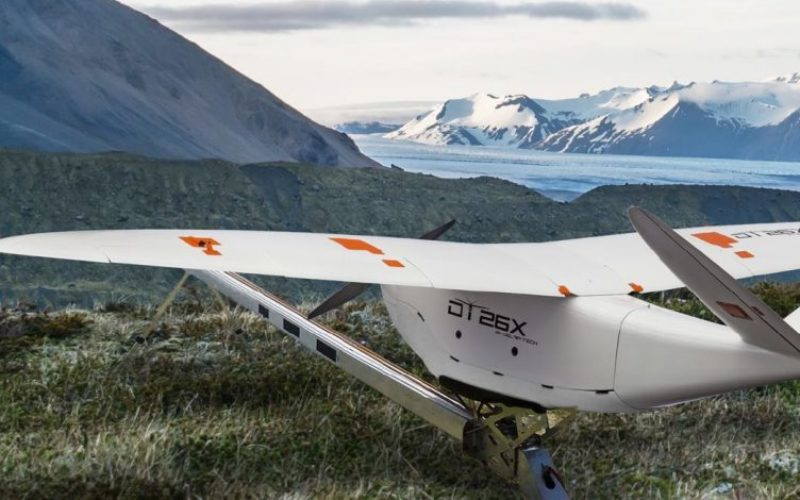 Delair Introduces Industry's Most Advanced Fixed-Wing UAV for LiDAR-Based Aerial Surveying and 3D Mapping