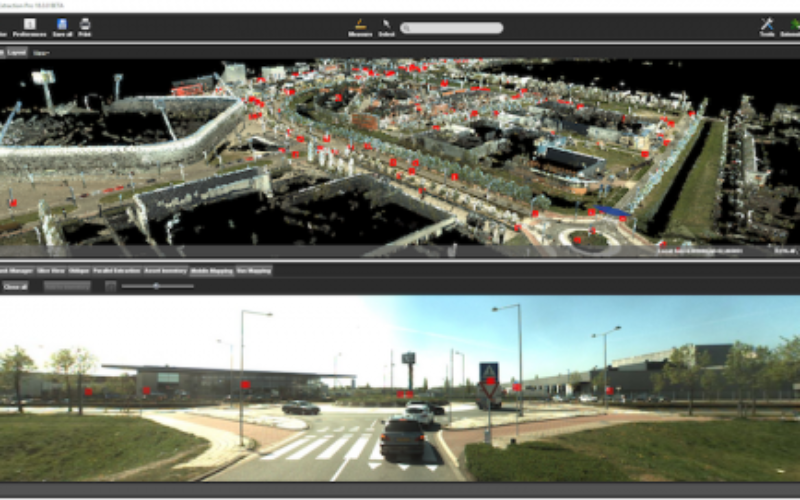 Orbit GT Releases 3D Mapping Feature Extraction Pro V18.0.6