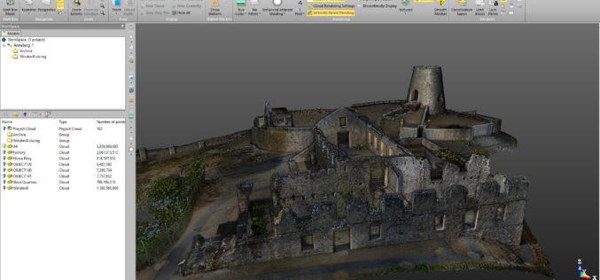 Trimble RealWorks Announces Performance and UI Enhancements