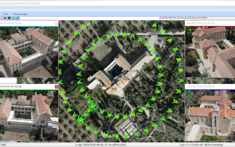 ObliMapper Transforming Drone Imagery into Actionable Visual Intelligence