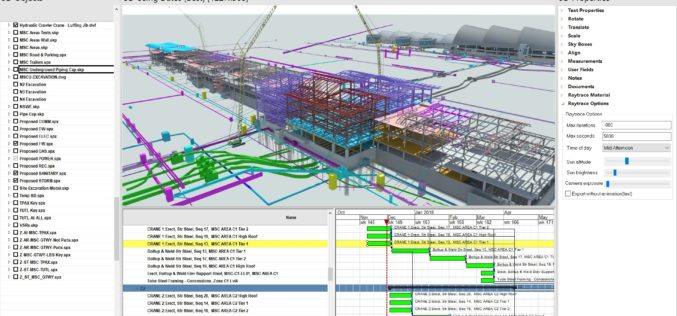 Bentley Systems Acquires Synchro Software to Extend Digital Workflows for Infrastructure Project Delivery Through 4D Construction Modeling