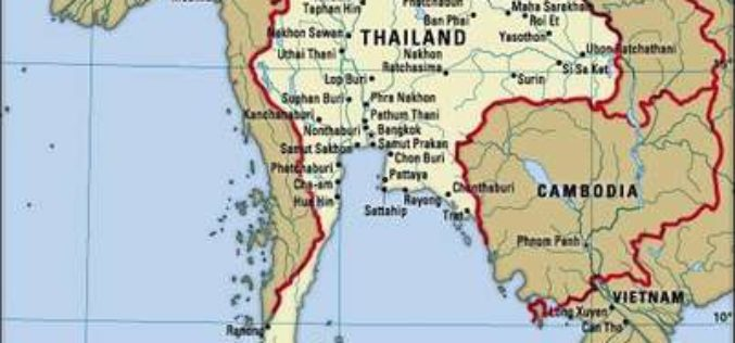 Airbus to Provide an End-to-end Geo-Information System to Thailand