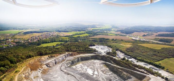 SimActive for Mining: Drones & Volume Calculation