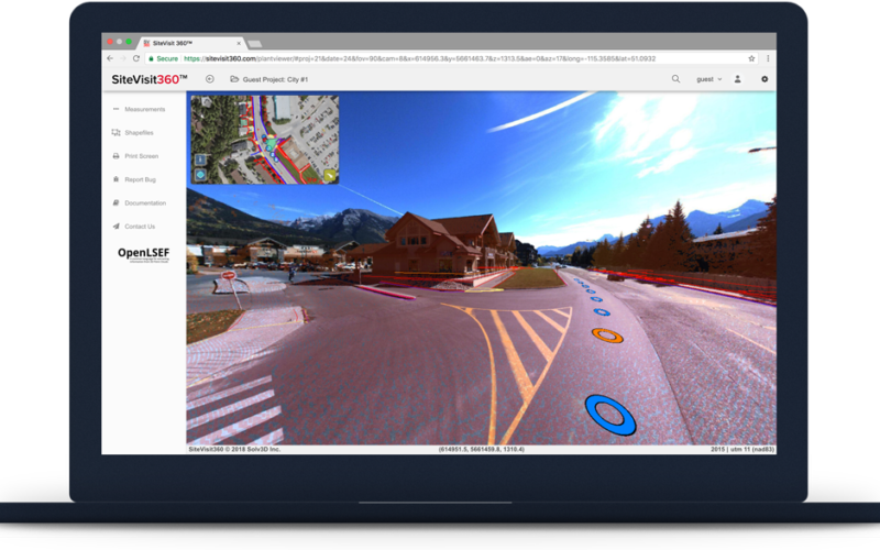 Solv3D Releases New Features Within SiteVisit360 Geospatial Collaboration Platform