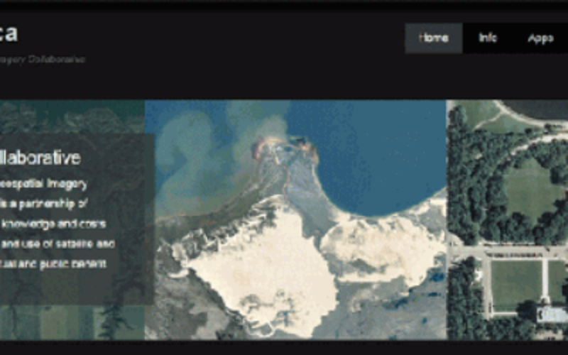 CubeWerx Signs Multi-year Contract to Provide Managed Imagery Services to SGIC