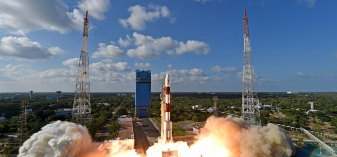 ISRO Successfully Launches RISAT-2BR1 – A Radar Imaging Earth Observation Satellite
