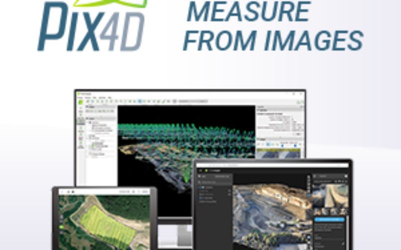 Pix4D Announces A New Generation of Tools for Photogrammetry, Drone Mapping and Analytics
