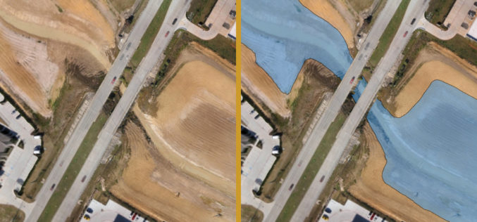 Volumetric Calculations for Stormwater Retention Ponds, Basins & Quarries