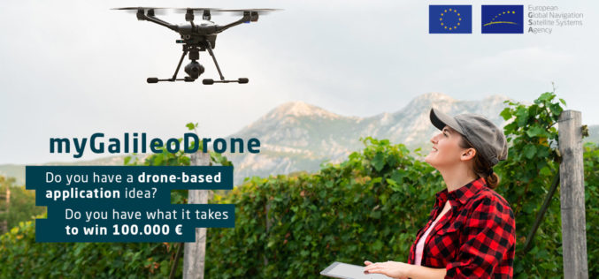 """""""MyGalileoDrone Competition 2020"""" Submission Open!"""