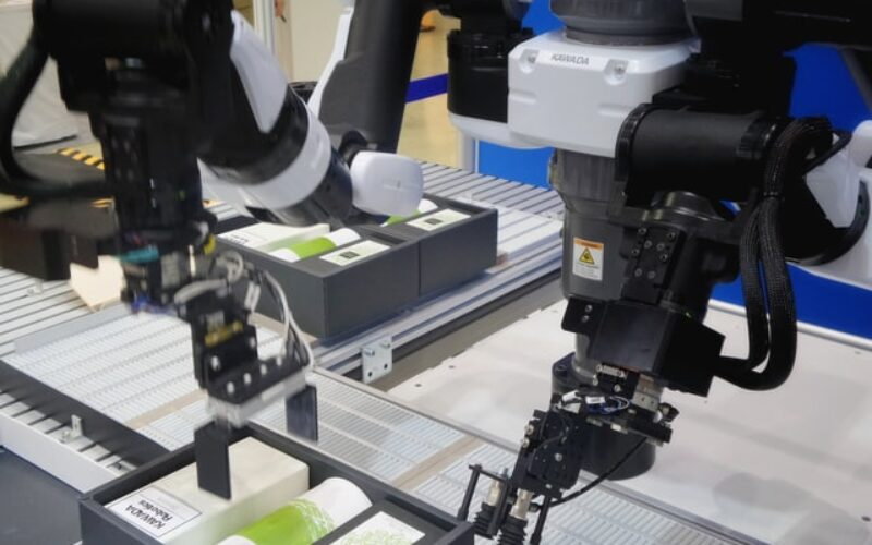 Collaborative Robots In The Workplace