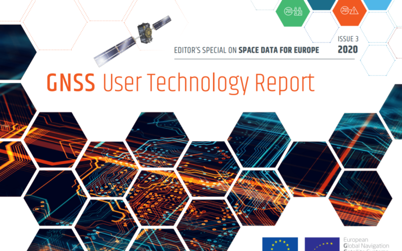 GSA Releases the 3rd GNSS User Technology Report