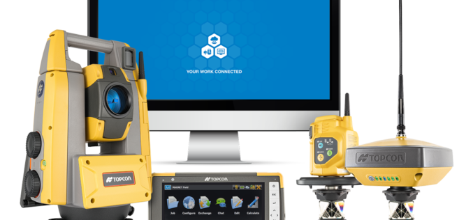 Topcon Introduces GT-1200 and GT-600 Robotic Total Stations