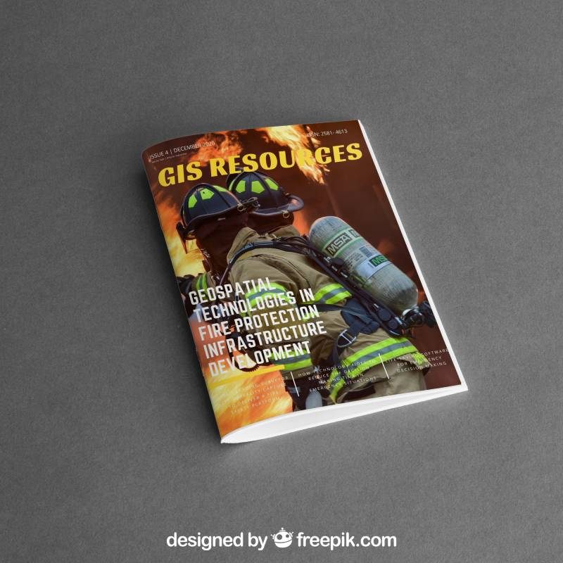 GIS Resources Magazine-Fire Protection Infrastructure