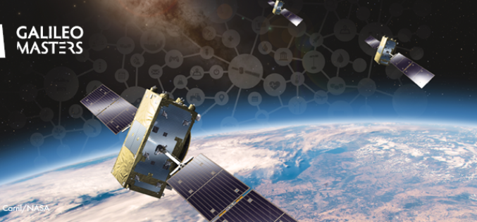 Galileo Masters Competition Inviting Cutting-Edge Solutions Using Satellite Navigation Data