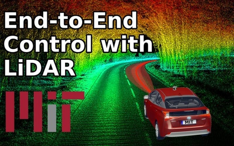 How MIT using LiDAR and ML for More Efficient Self-driving Car?