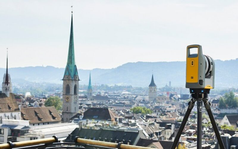 Trimble X7 and Perspective 3D Scanning Solution Garners Three International Design Awards