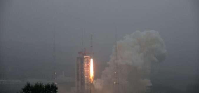 China Launches Two Microwave Satellite System – Tianhui 2
