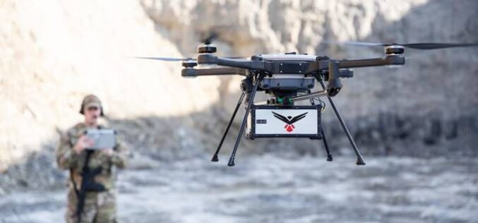 RedTail LiDAR Systems Unveils Innovative LiDAR System for Small Drones
