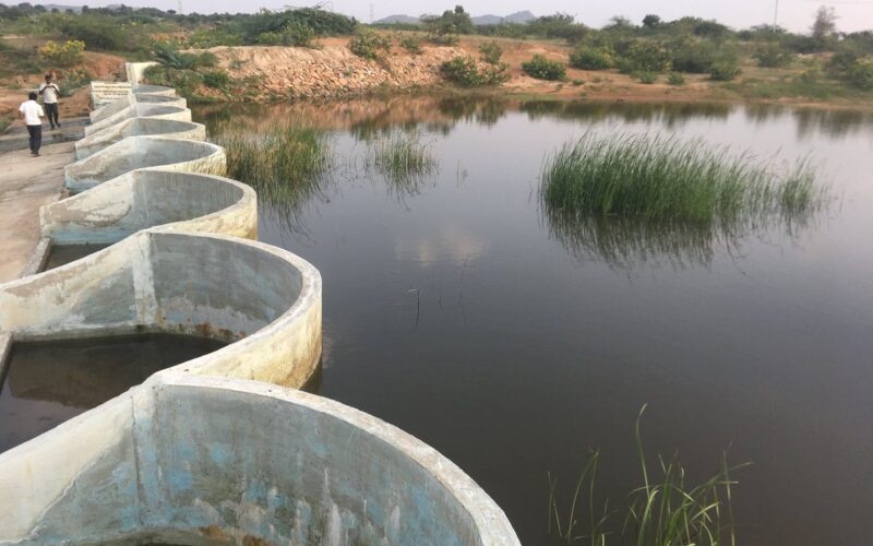 How Remote Sensing and GIS are Used to Build Check Dams Under MGNREGA?