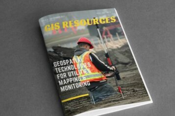 GIS Resources Magazine (Issue 3 | September 2021): Geospatial Technologies for Utilities Mapping & Monitoring