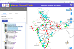 Geospatial Energy Map of India for Effective Planning of Resources